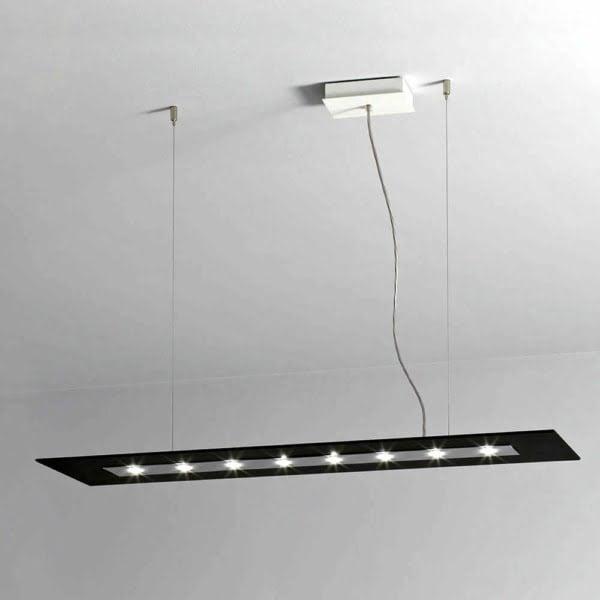 Lampada led sospensione luce diffusa Z-ZERO