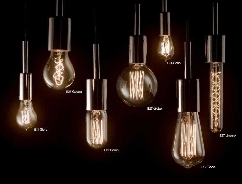 Lexman lampadine filamento la scelta giusta variata for Lexman lampadine