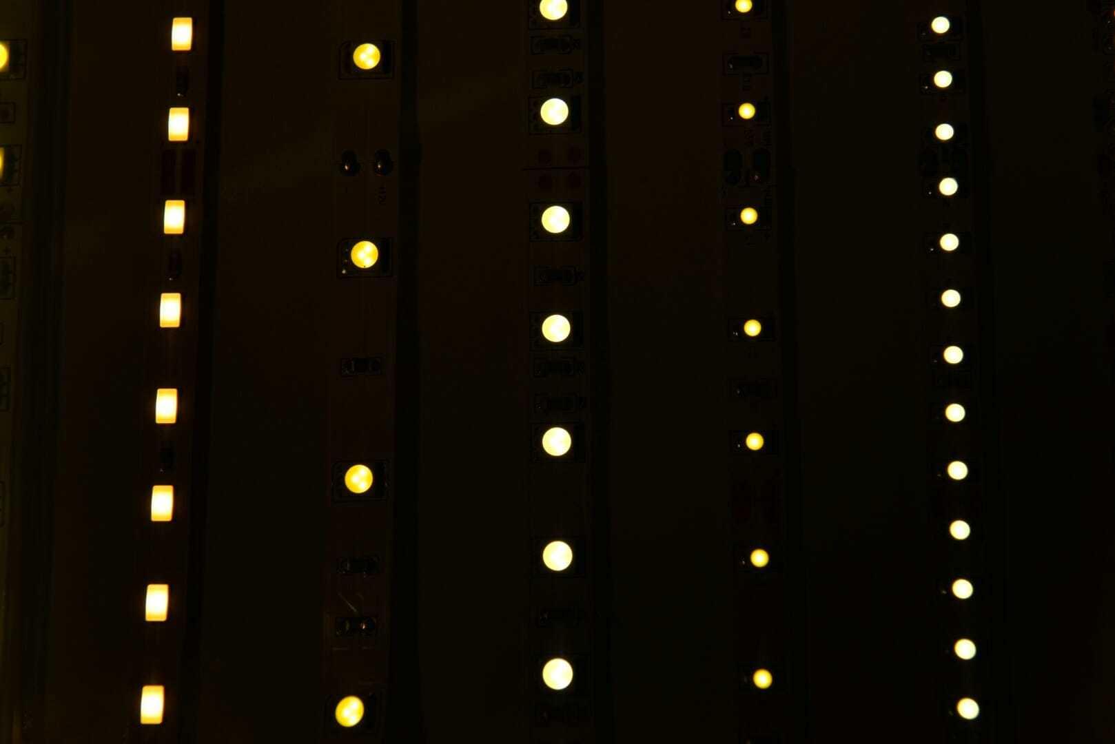 Strisce led, nuove spazi da illuminareTUTTOLUCE