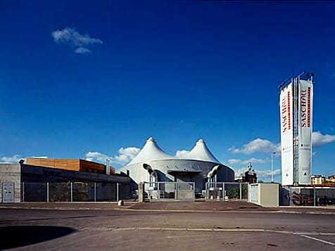 teatro tenda obihall
