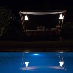 lampade per esterno anti urto