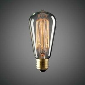 Lampadine filamento carbon