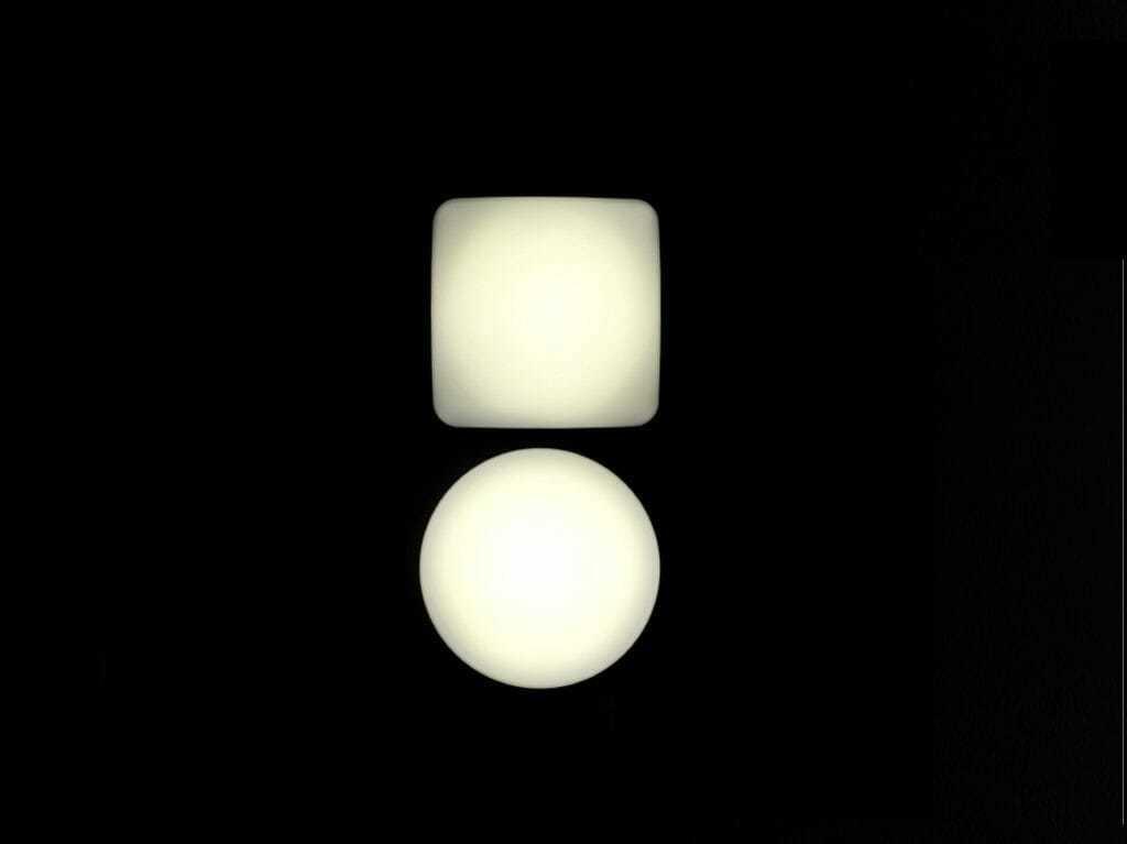 Plafoniere Per Esterno Ip65 : Lampada led miniwhite ip65 per esterno resistente a luce diffusa.