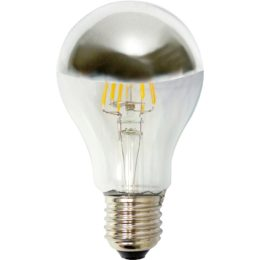 Lampadina Eco Goccia Filo Led Cupola Argentata 21217 risparmio energetico