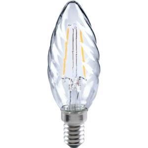 Lampadina Eco Tortiglione Filo Led Tutto Vetro 21260 risparmio energetico