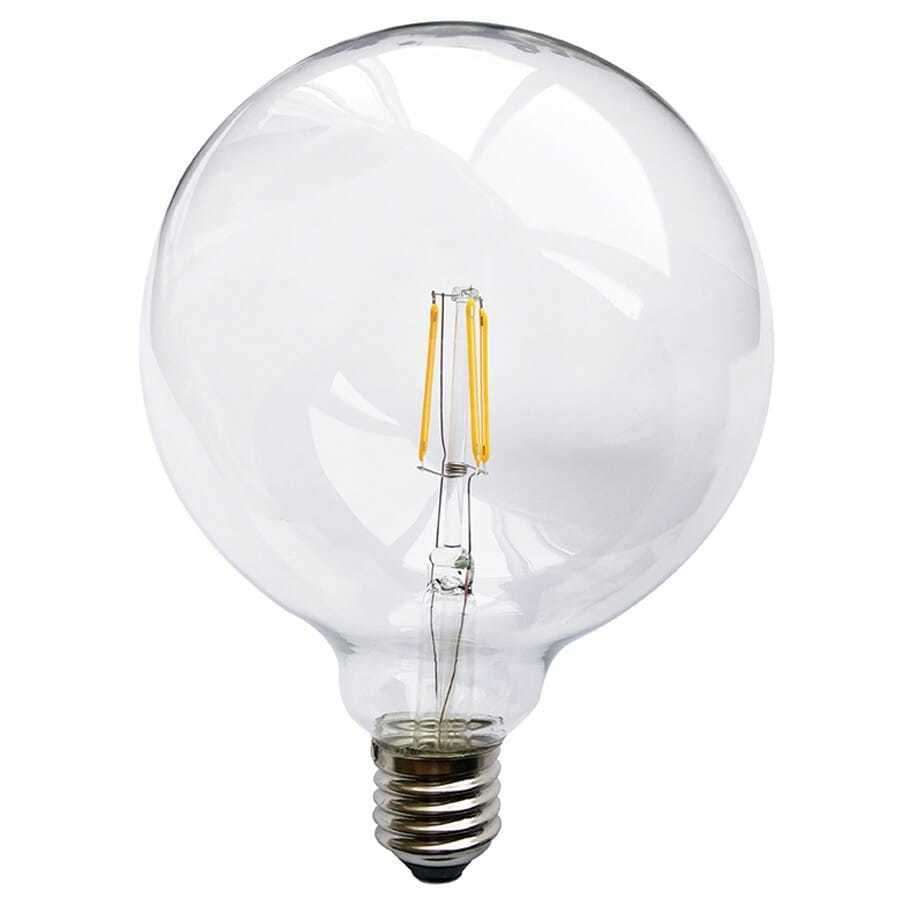 Lampadina eco globo filo led dimmerabile tutto vetro for Lampadine led on line
