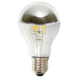 Lampadina Eco Goccia Filo Led Cupola Argentata Dimmerabile 21393 risparmio energetico