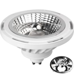 Lampadina Pro M20 Led Evo Gu10 Bianca 21402 risparmio energetico