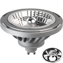 Lampadina Pro M20 Led Evo Gu10 Grigia 21403 risparmio energetico