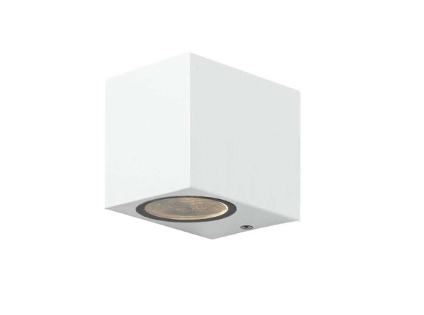 SUND IP44 GU10 Max 11W White Botlighting