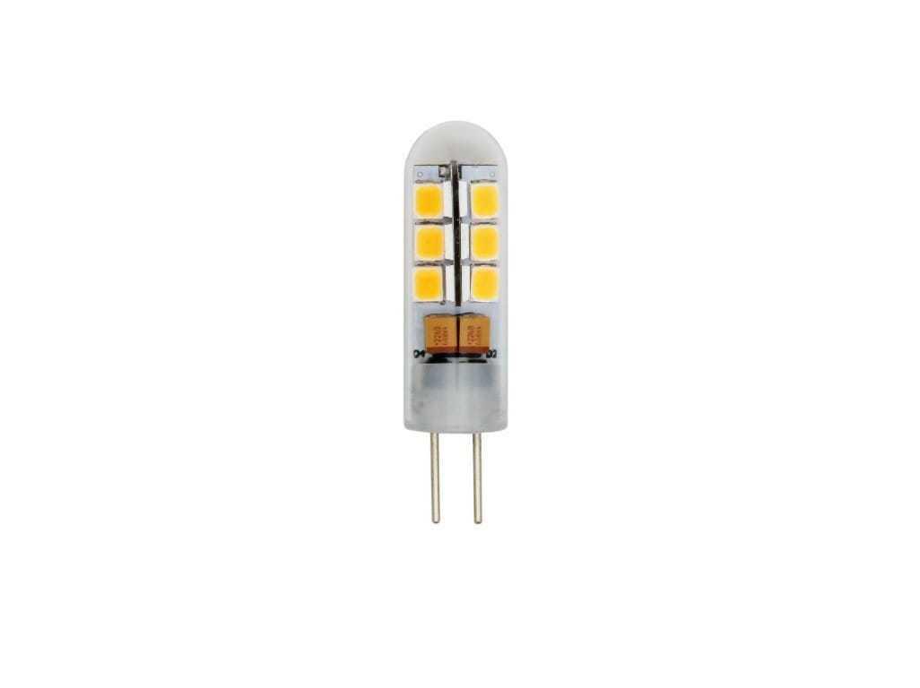 Lampadina led g4 100lm 1 0w ww for Lampadine led 100 watt