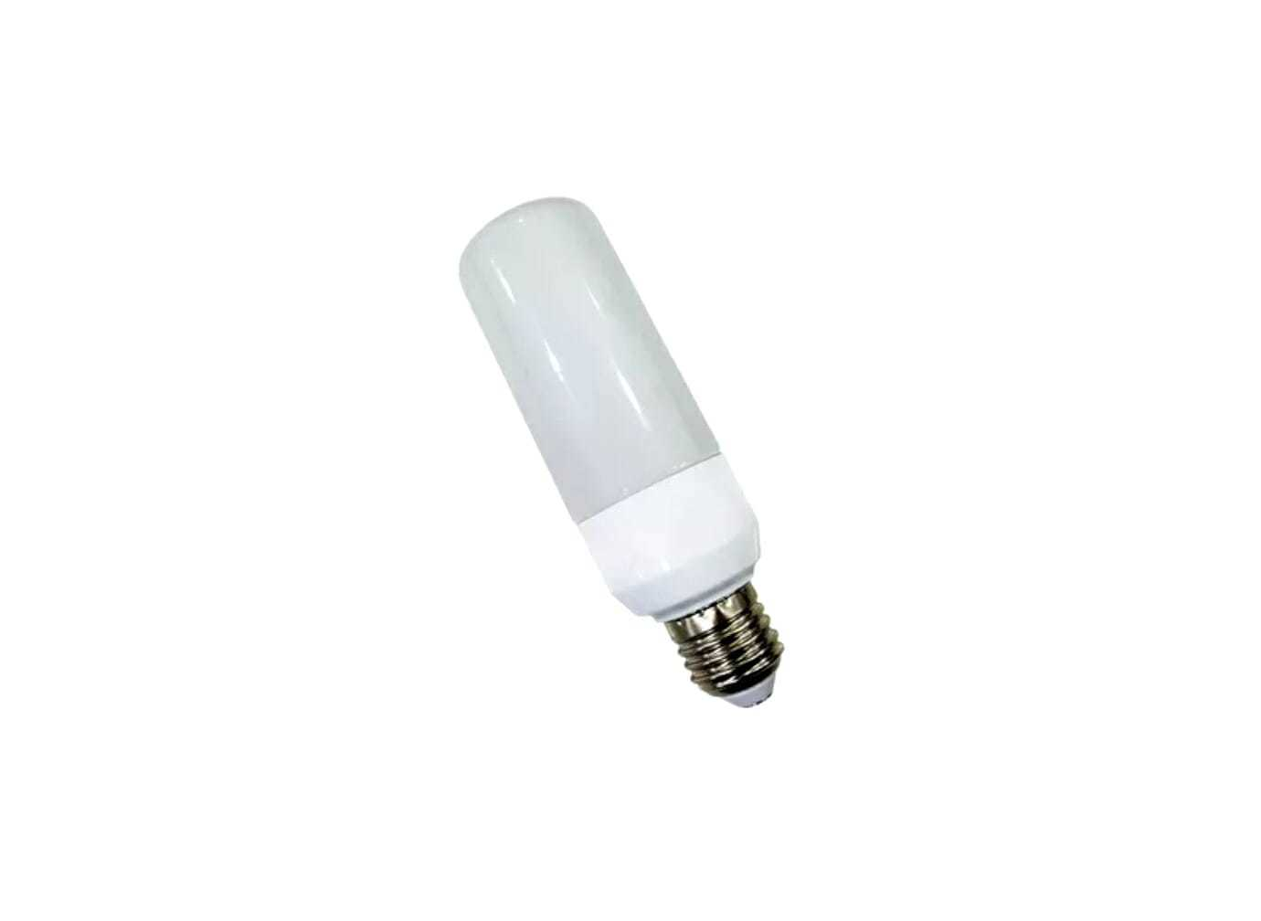 Lampadina led tubolare t45 1055lm 9 5w e27 ww for Lampadina e 27
