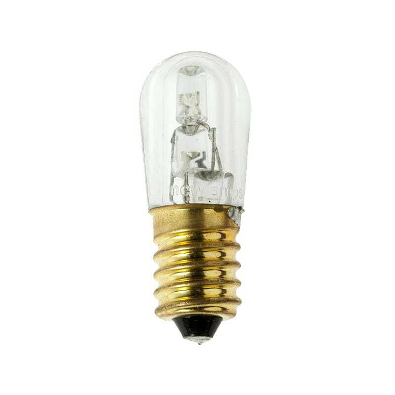 Lampada Votiva 3 LED  14V AC  - 0