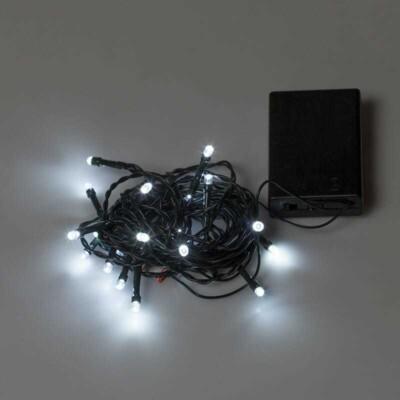 Serie 20 mini LED Batteria L.4m box IP20 - 3x1