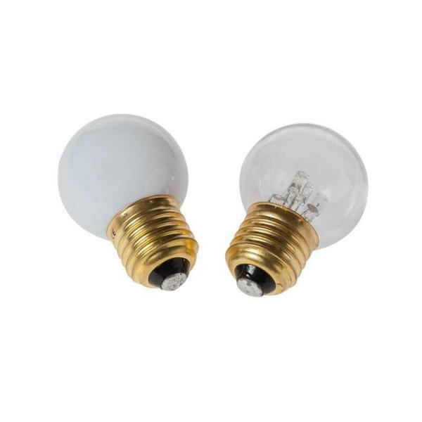 Globetto ø45 LED E27  240V AC - 1W - 90lm (diffusore opale)