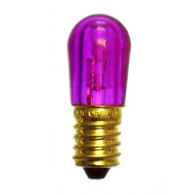Lampada 3 LED  14V AC/DC  - 0