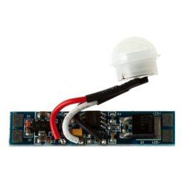 Sensore circuito PRESENZA  12-24V DC  1 Uscita Led