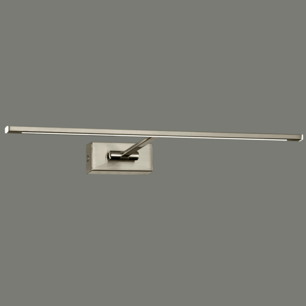 Lampada Adan 16/3413 LED 5W Nickel 3200K ABC illuminazione Tuttoluce