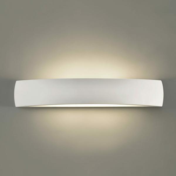 Lampada Alba 16/3386 E14 2x15W White ABC illuminazione Tuttoluce