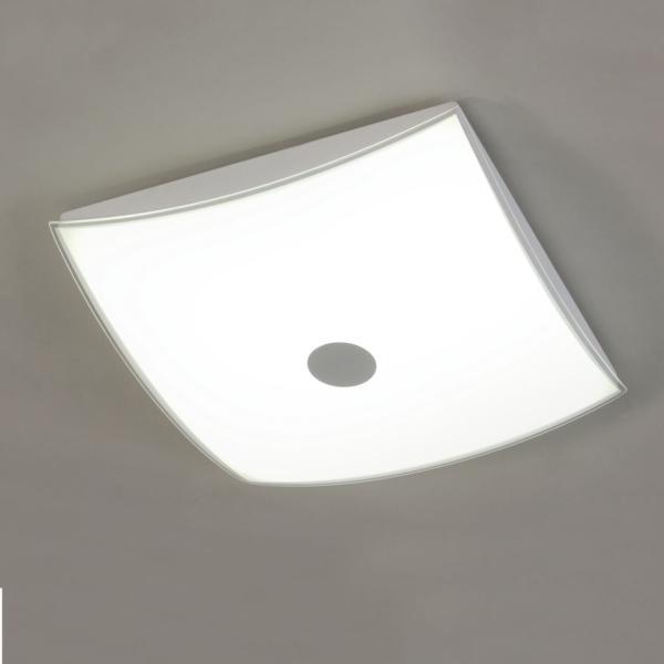 Lampada Asis 3360 56-LED 54W 3200K Chrome/Opal ABC illuminazione Tuttoluce