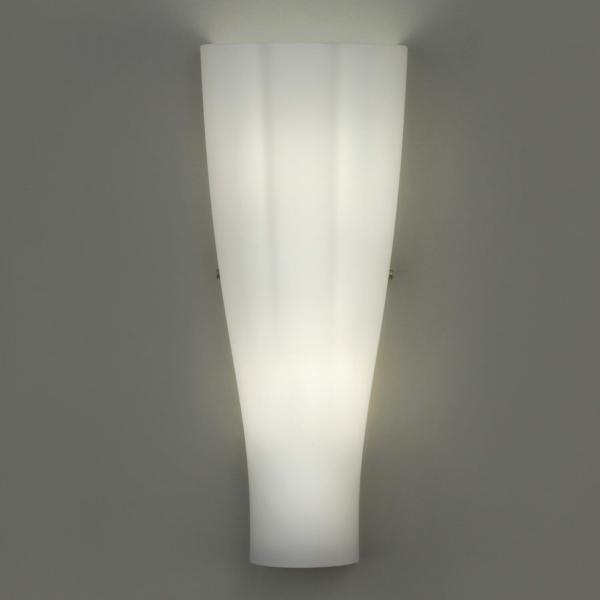 Lampada Bella 16/3263 40- E27 2x20W Opal ABC illuminazione Tuttoluce