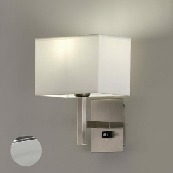 Lampada Emes 8009 Wall Lamp With shade ABC illuminazione Tuttoluce