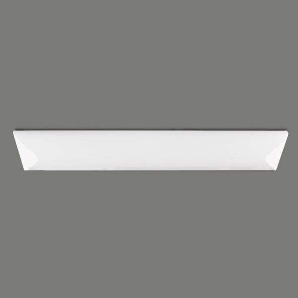 Lampada Urko 966 T8 2x36W Opal ABC illuminazione Tuttoluce