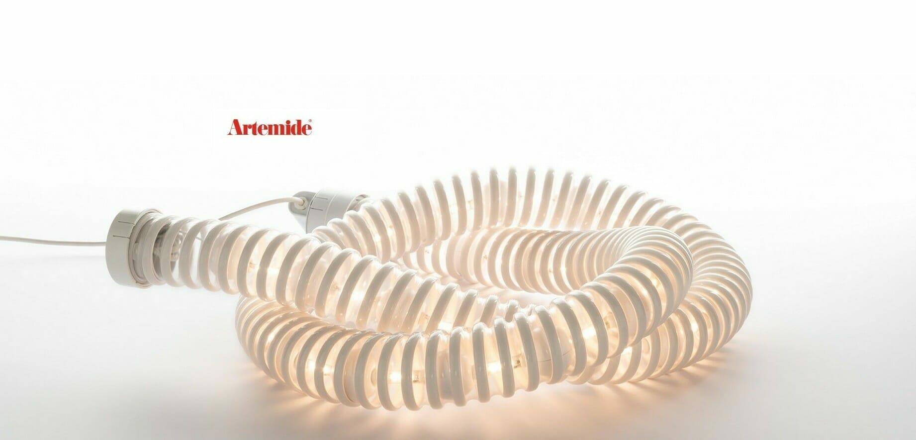 Boalum Artemide illuminazione lampada di design anni '70