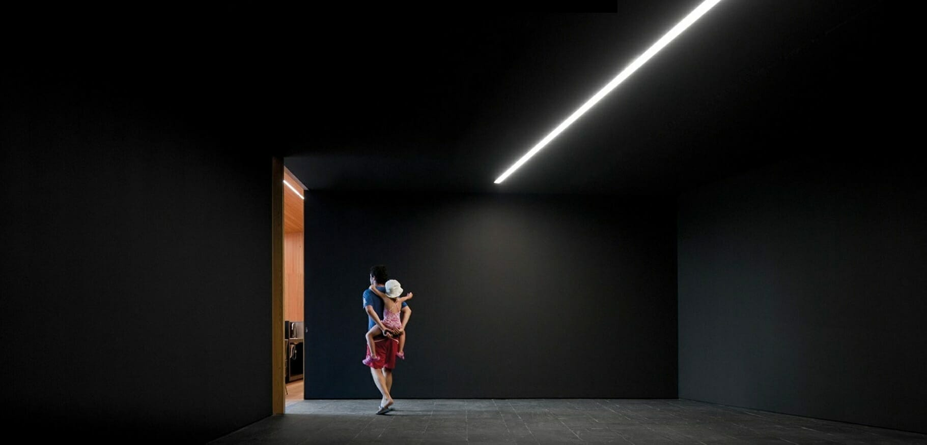 bacchetta magica viabizzuno formazione showroom tuttoluce cesena