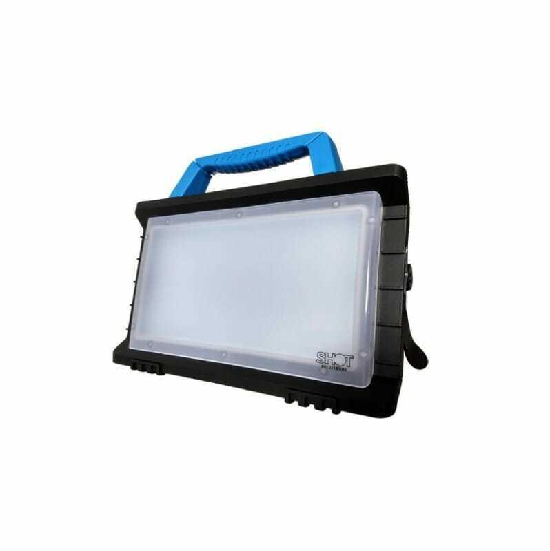 Proiettore portatile led 25w 4000k ip54 work25 - tuttoluce. Com