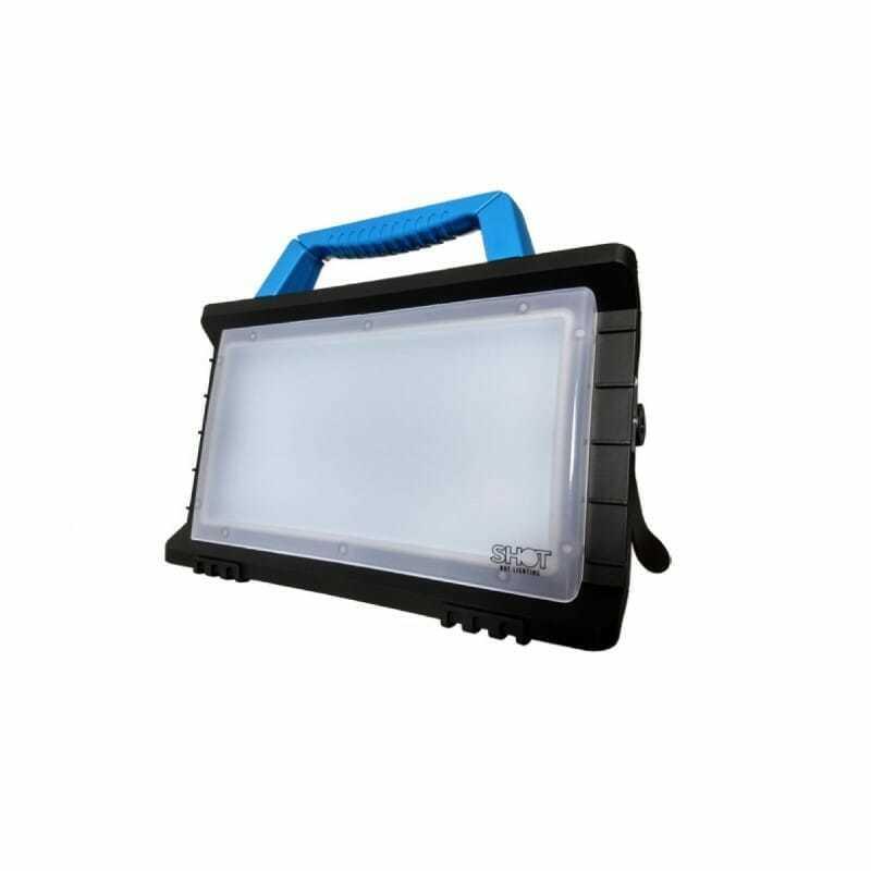 Proiettore portatile led 45w 4000k ip54 work45 - tuttoluce. Com