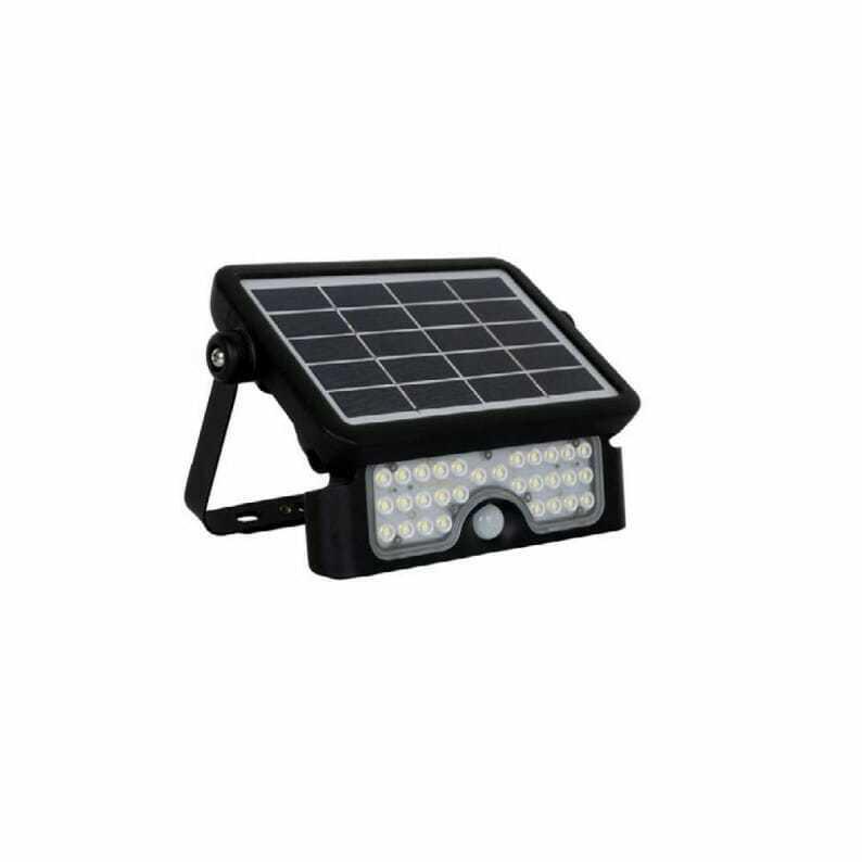 Proiettore solare ricaric led 5w 4000 yuma5n - tuttoluce. Com
