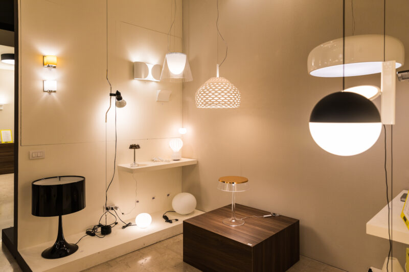 Showroom illuminazione, tutta un'altra luce! - tuttoluce. Com