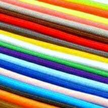 Cavo elettrico tessuto vari colori vari colori
