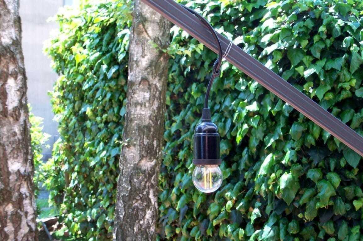 Illuminazione Per Ombrellone : Illuminazione per ombrellone illuminazione per gazebi