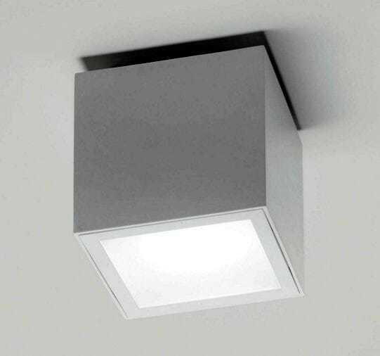Lampada a soffitto plafone led ek cubo 90f pl - Lampade applique ikea ...