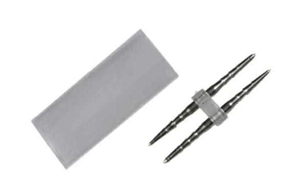 Giunto lineare per tubo led flessibile neon flex for Tubo led flessibile