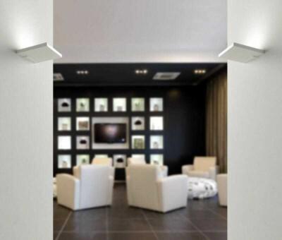 Lampada led applique parete Lisa