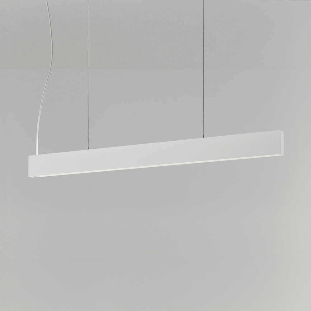Lampada led sospensione 2x40watt 3000kelvin