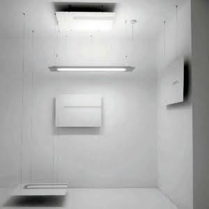 lampada led sospensione tavolo level pro light