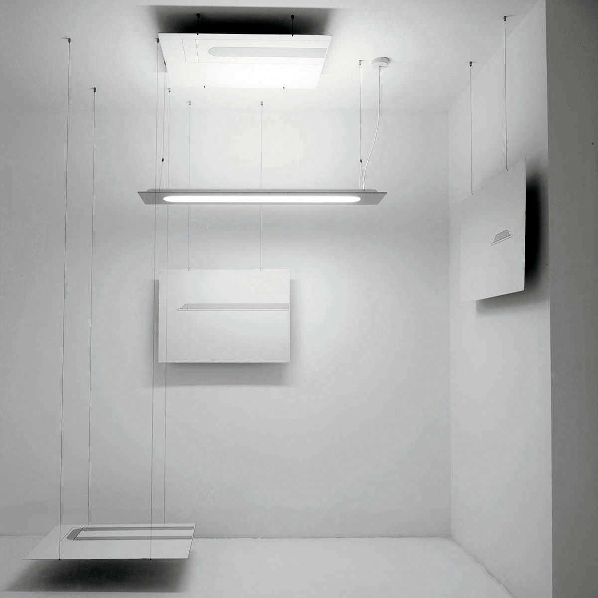Lampada led sospensione tavolo level pro light ultra for Lampada led interno