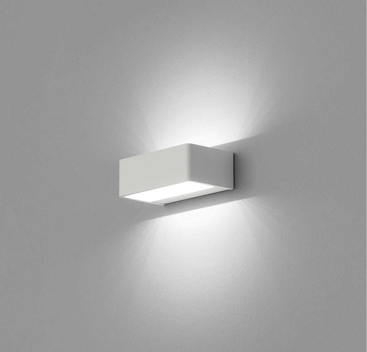 Lampada led parete maya 11 watt 3000k - Lampade da parete design ...