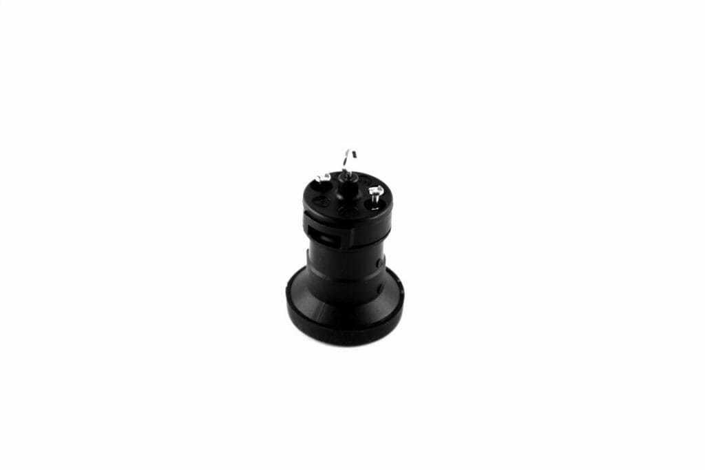 Portalampada ip43 passo e27 per catenaria di lampadine
