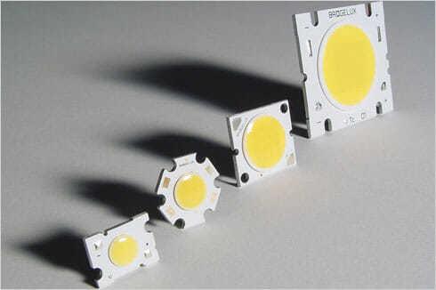 Led per illuminazione generale, come funzionano e come sono fatti i nuovi chip.