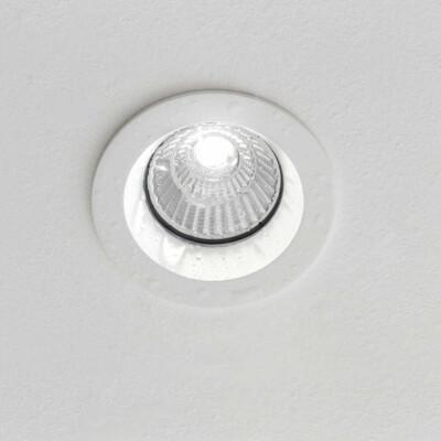 Faretto led incasso idro soffitto ambienti umidi IP55