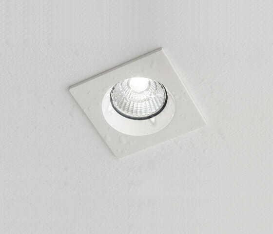 Faretto led incasso idro soffitto doccia bagni e spogliatoi for Faretti led costo