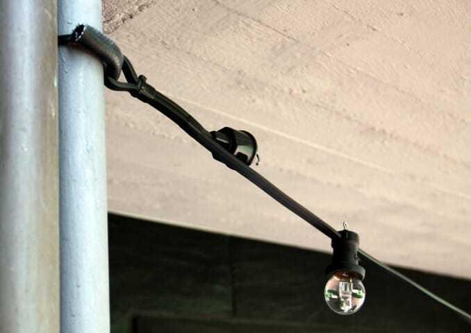 Consigli uso e manutenzione catenaria di lampadine