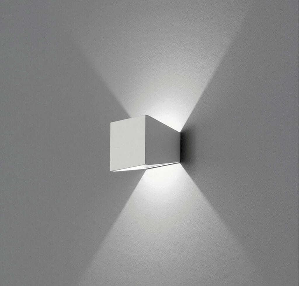 Lampada led parete 11 watt 885 lumen MIA -