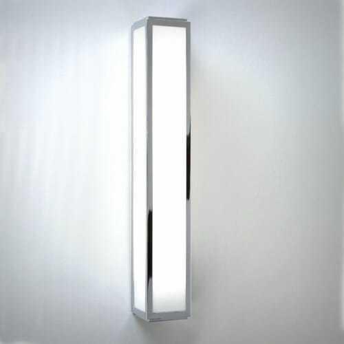 Lampada specchio bagno design moderno 18 for Lampada specchio bagno