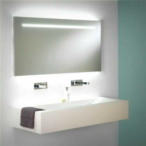 Lampada specchio bagno integrata design moderno 4 - Specchio bagno moderno ...